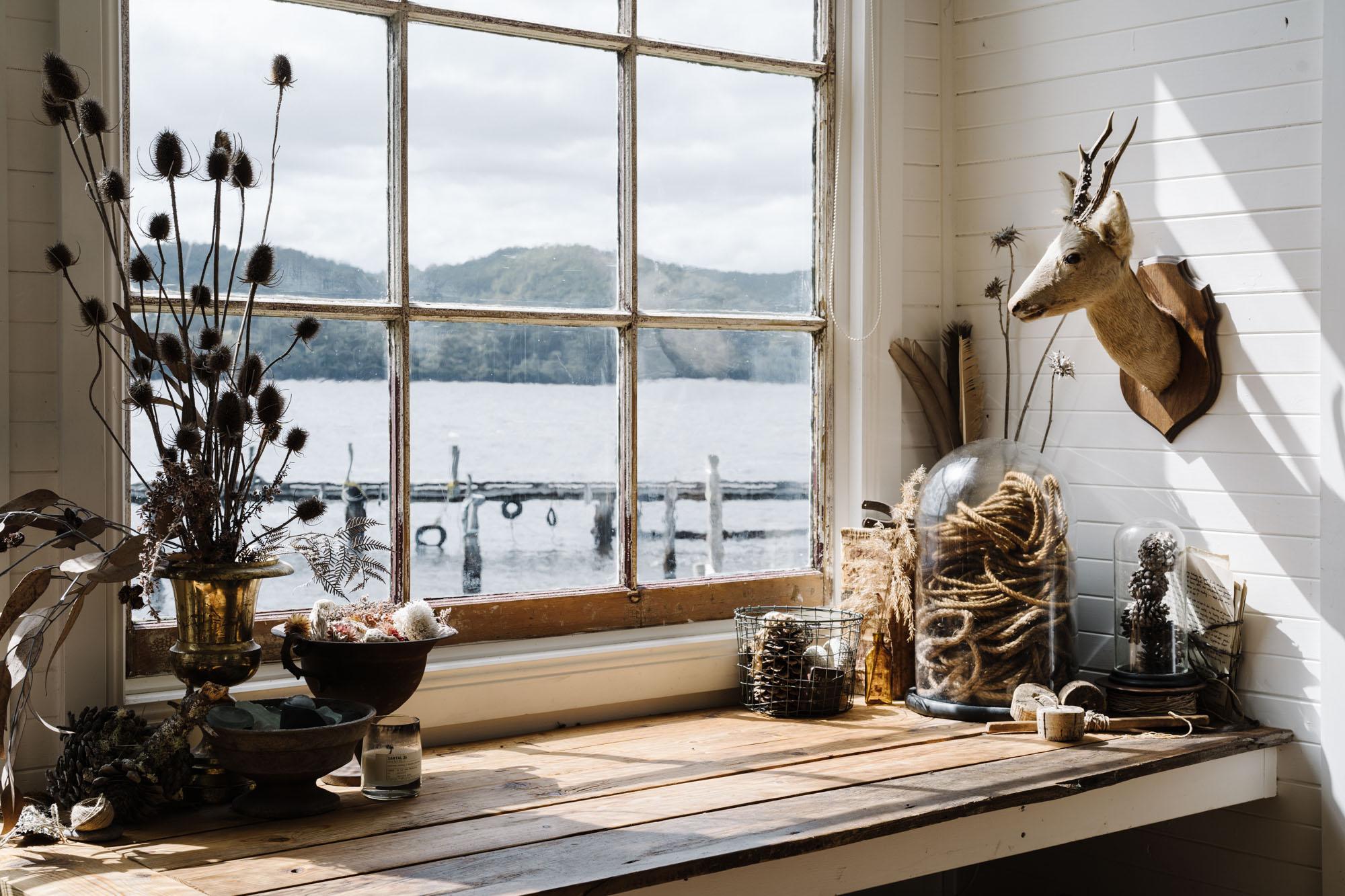 Marnie Hawson, Melbourne interior photographer for Captain's Rest, Strahan