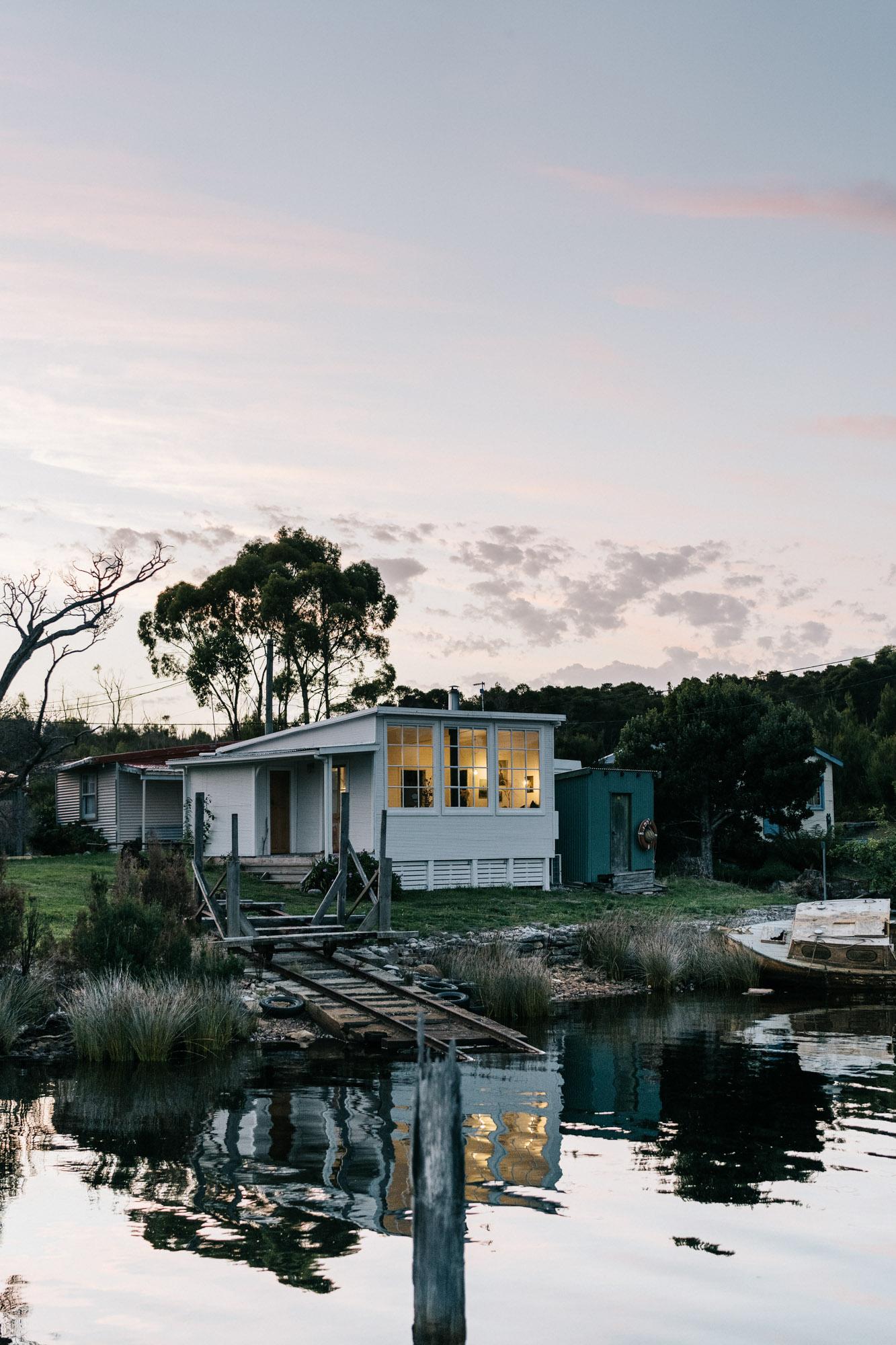 Marnie Hawson, Melbourne travel photographer for Captain's Rest, Strahan