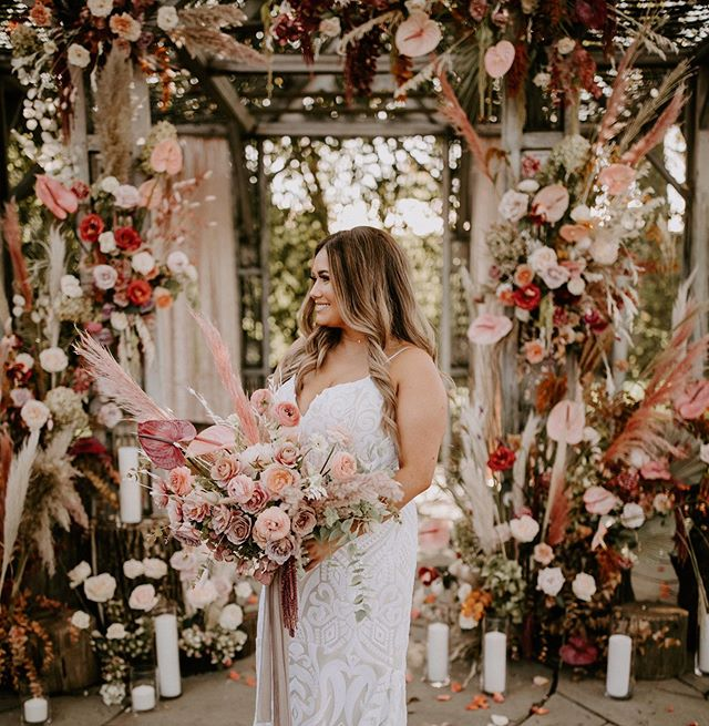 Uh, is this real life?! Yes, can vouch.  Was there. 🙌🏻💕🌸🌺🌷#flowersonflowersonflowers  @fayeandrenee knocked it out of the park with this install and @fiftyshadesofplanning was the planning QUEEN. @thatgirlshaexo you GORG girl . . . . #sarahbrookhartphotography #lookslikefilm #weddinginspo #nycweddingphotographer  #bosslady #coachellawedding #mdweddingphotographer #destinationweddingphotographer #radlovestories #brooklynwedding #baltimoreweddingphotographer #muchlove_ig #engagedaf #brooklynweddingphotographer #greenweddingshoes #junebugweddings #huffpostido #paweddingphotographer #engaged #phillyweddingphotographer  #elopementphotographer #loveandwildhearts #terrainweddings #momentsovermountains #adventurebrides #wanderingweddings #thewedlocks #adventurouslovestories