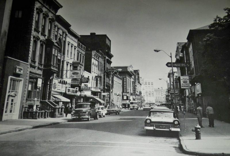 3rd Street, Troy, NY - 1966
