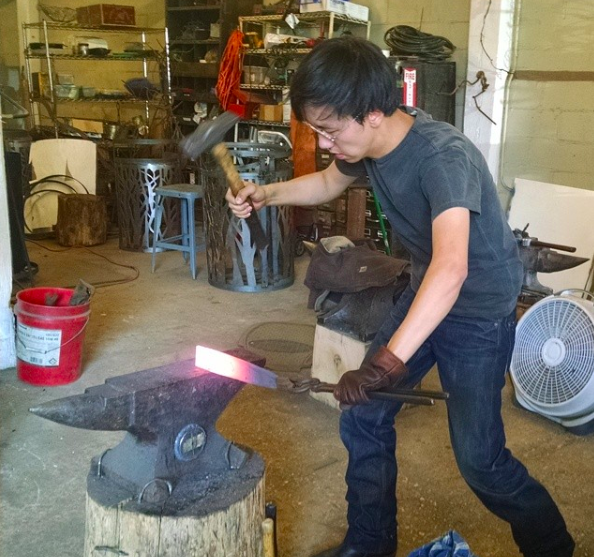 Reimagine what your own two hands can craft!Metal classes for all levels of experience. -