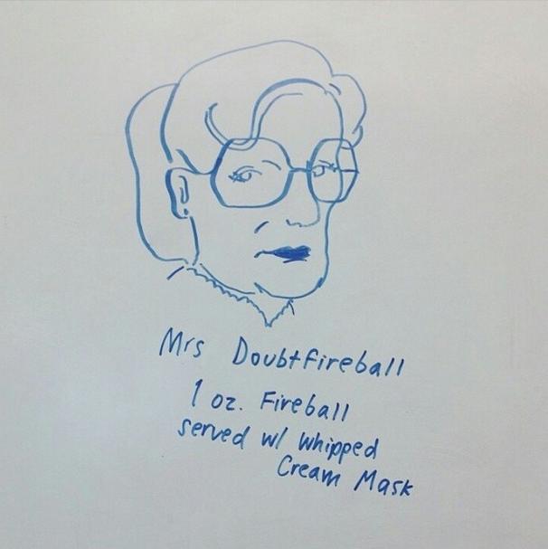 Mrs. Doubtfireball, 2014 Or Gotham