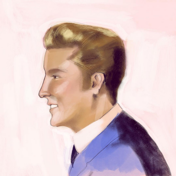 Blonde Elvis, 2016 Or Gotham