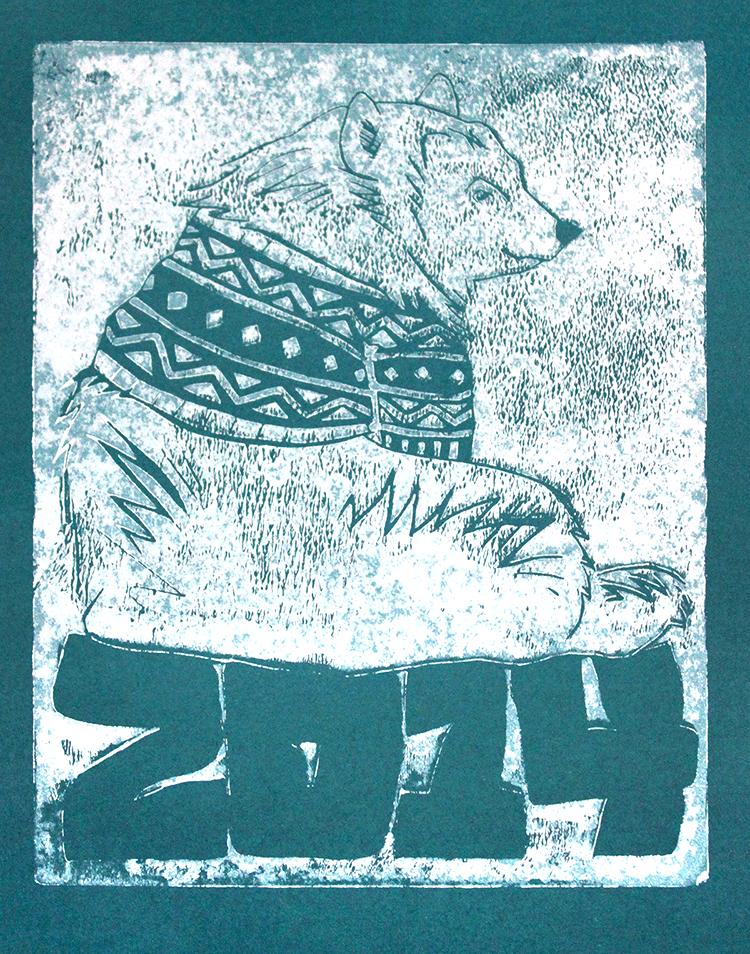 2014 New Year Card