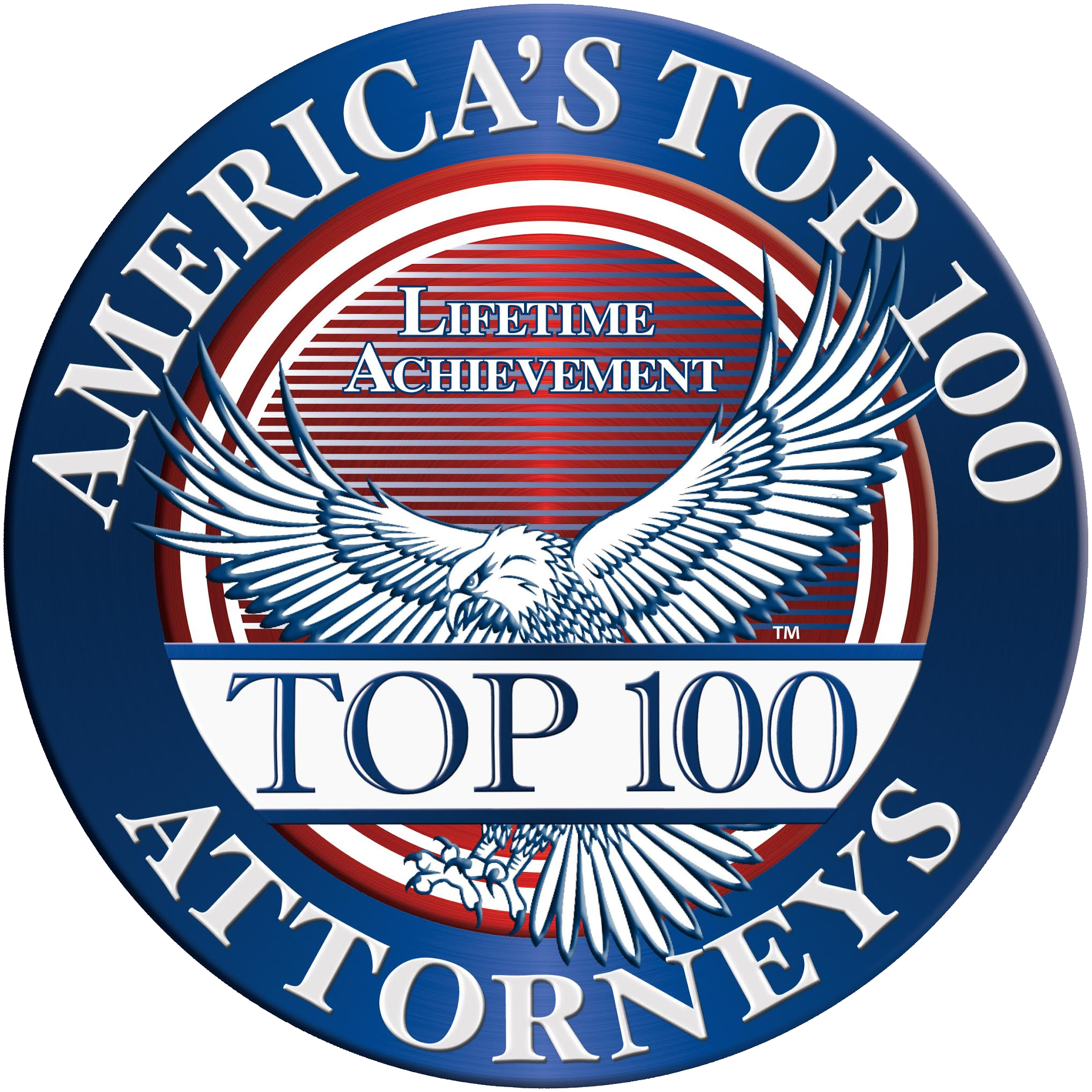 America's Top 100 Attorneys Lifetime Achievement (original size - transparency).png
