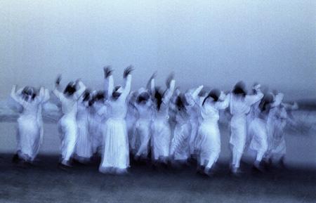 Chester Higgins,  Maafa Procession , 1998