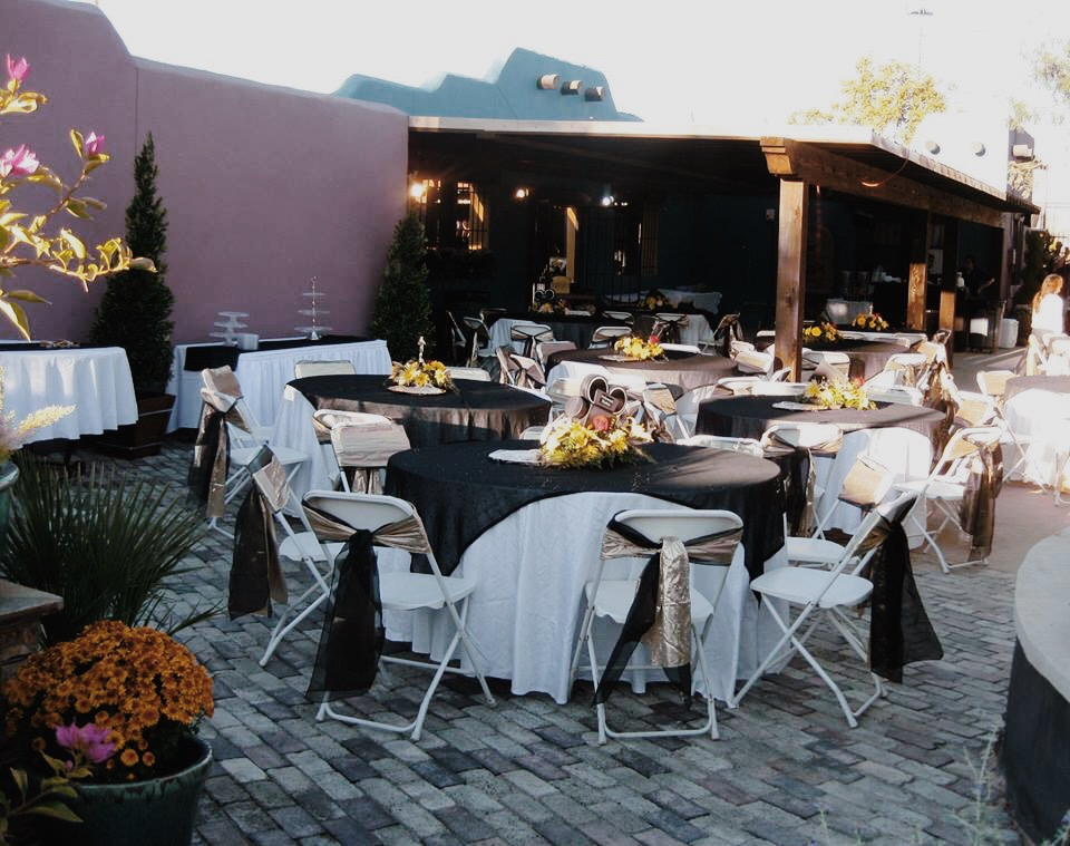 Events at Sunset Gardens