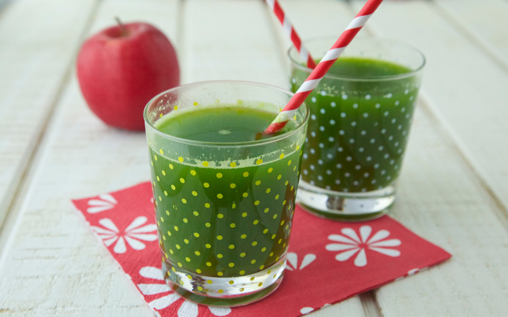 Green Apple Juice  from Weelicious
