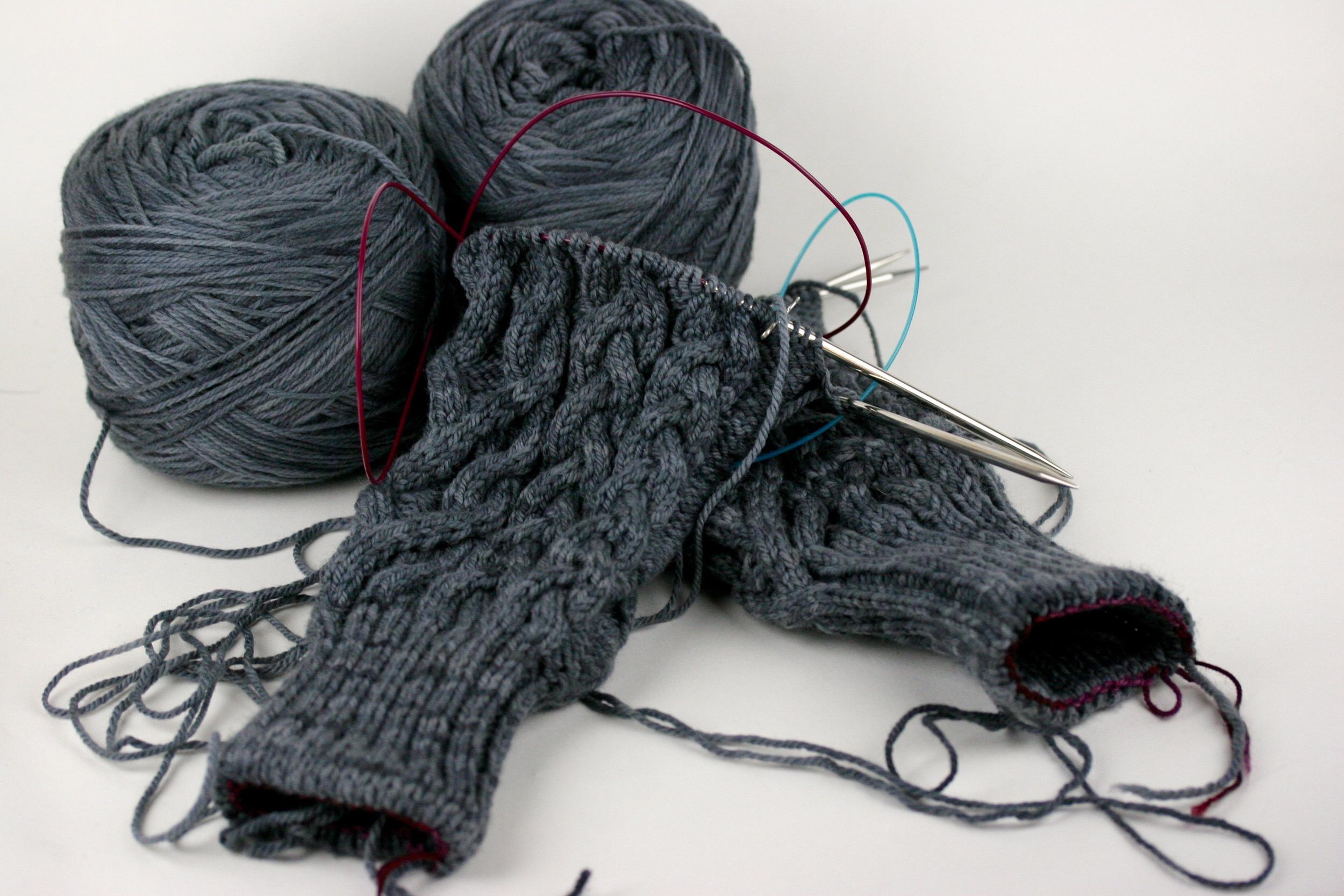 Timberline Sleeves - ©Maggie Baird /keyinherpocket.com