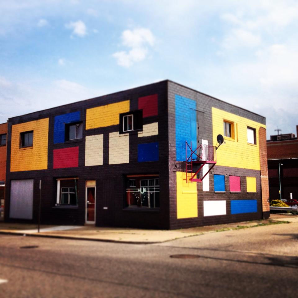 The Hub Art Factory (Gallery and Studios)