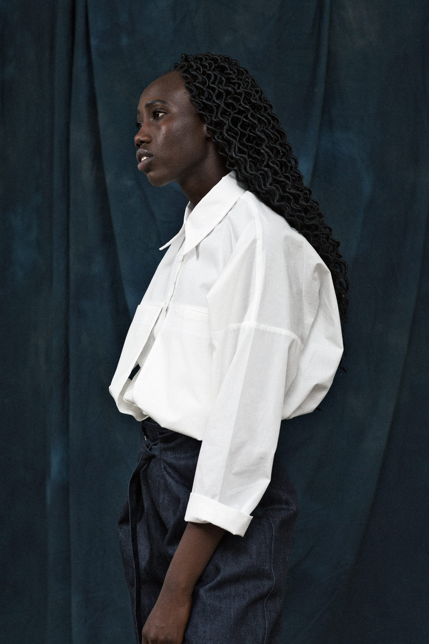The Nina Top, Photographed by Colin Simmons