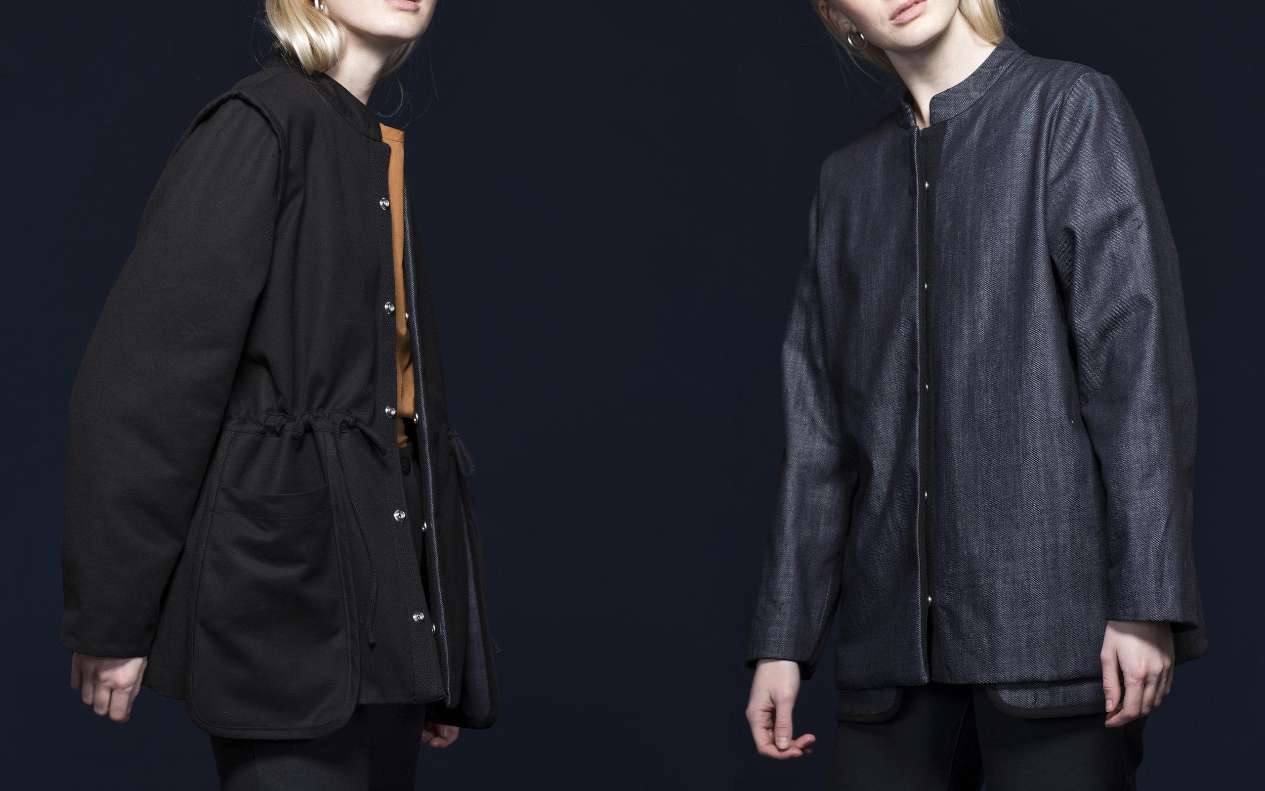 The Denison - Reversible Jacket // Shop Now