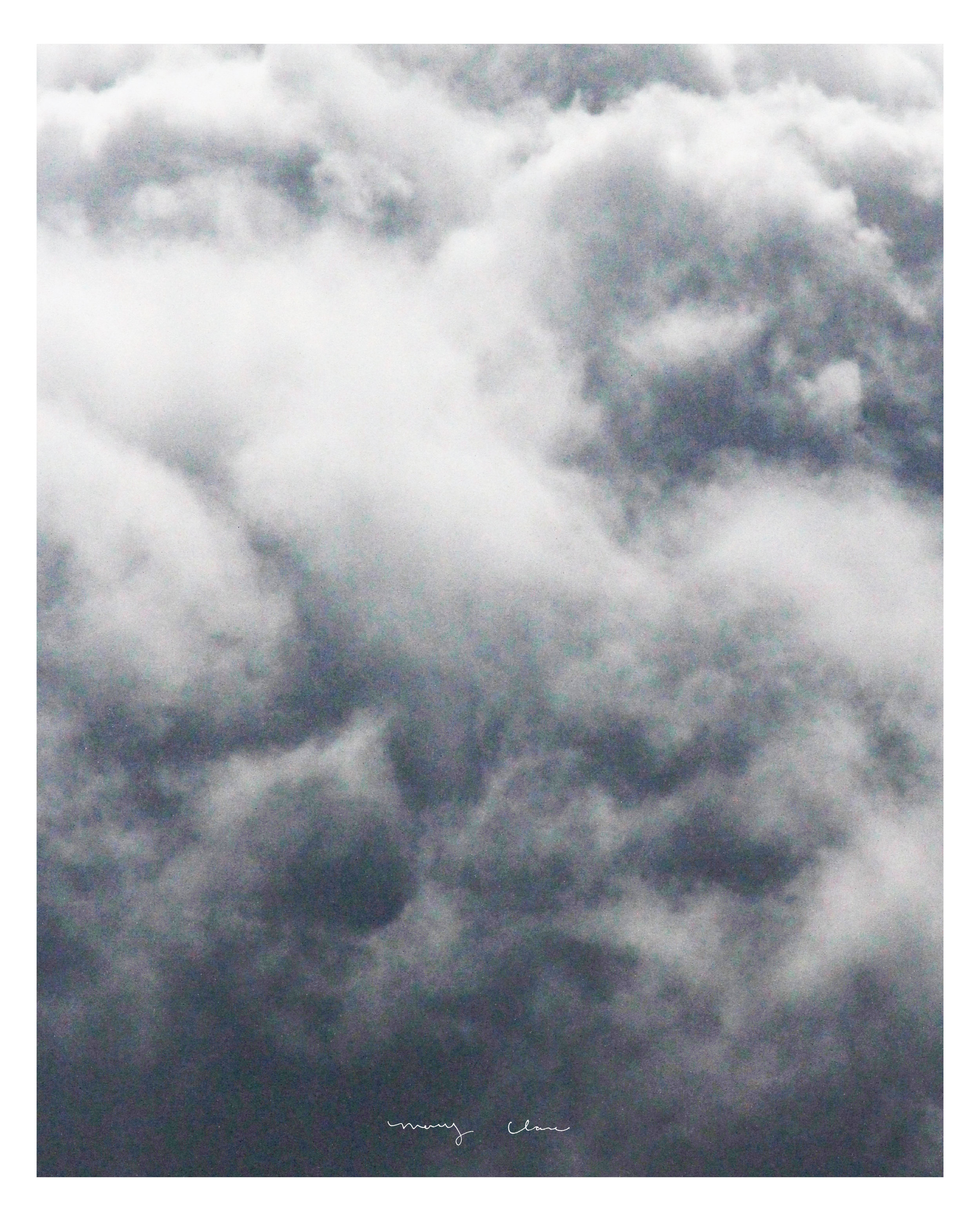 Clouds 2: Mary Clare Wilkie