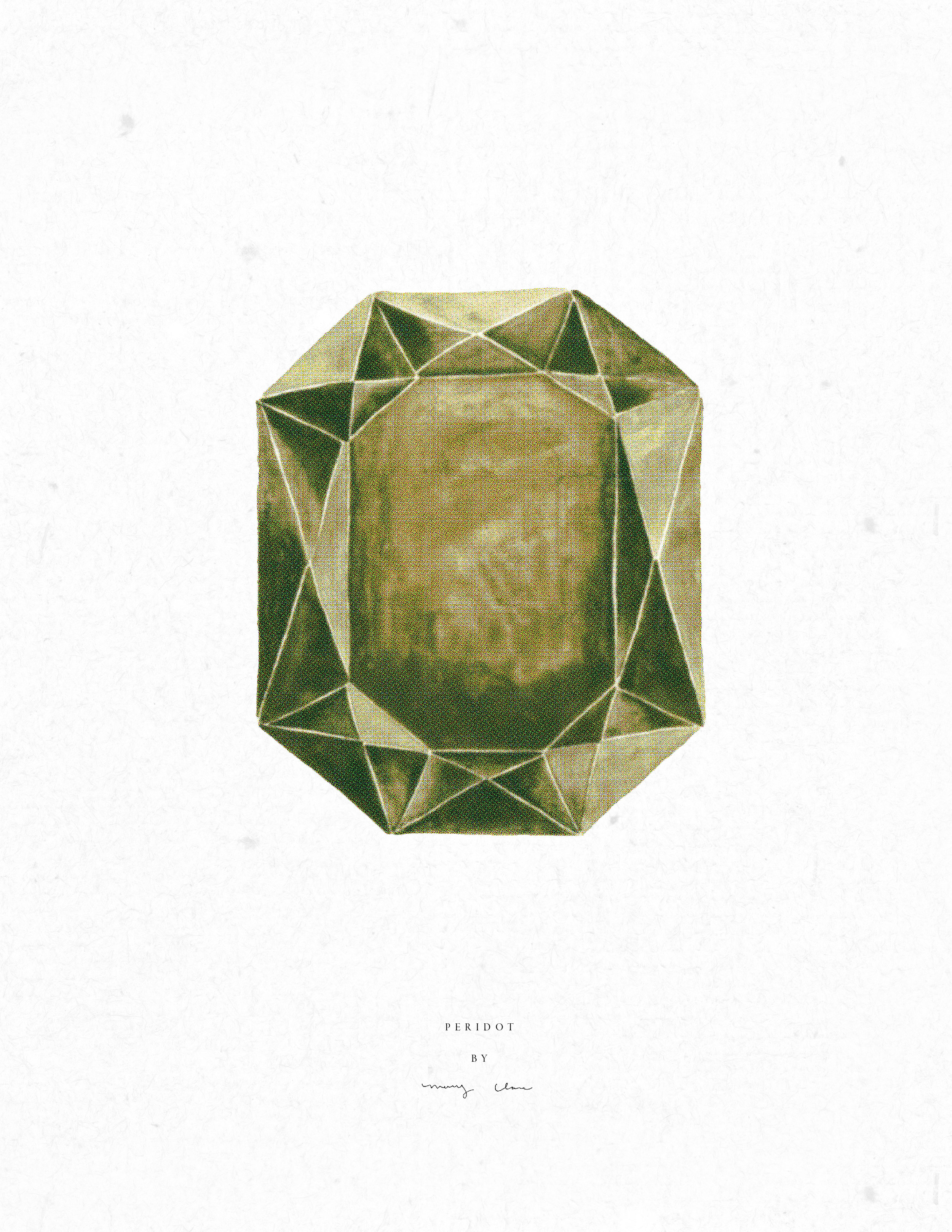 Green Gem: Mary Clare Wilkie