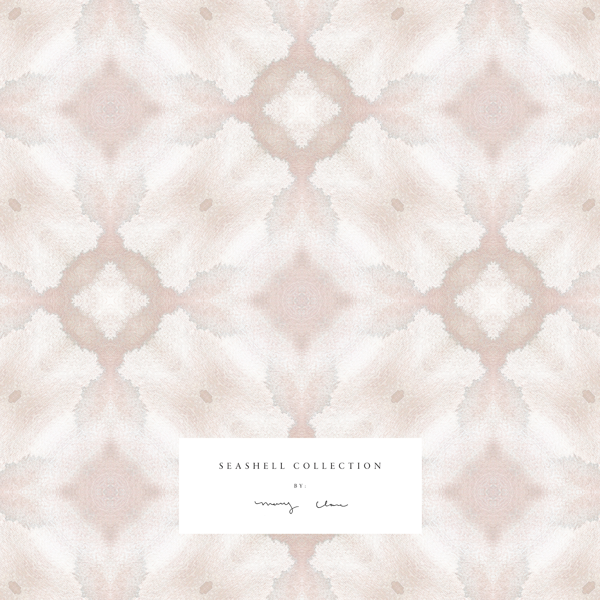 SEASHELL COLLECTION By: Mary Clare Wilkie