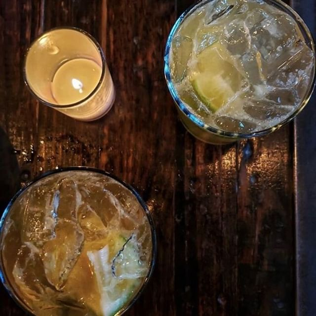 In our opinion, happy hour is an everyday kinda thing. Come get happy with us  7 days a week from 5-7 PM 📸: @theshortorder