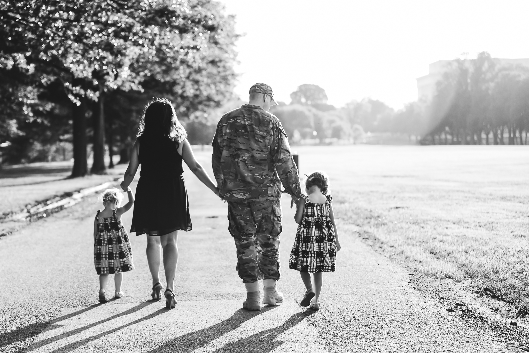 Military Family Pre Deployment Session