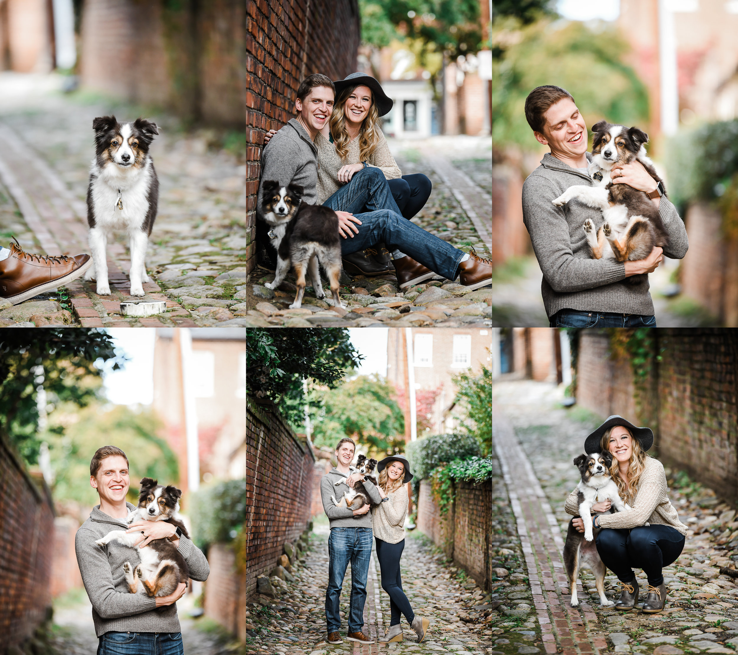 Old Town Alexandria Family Photography