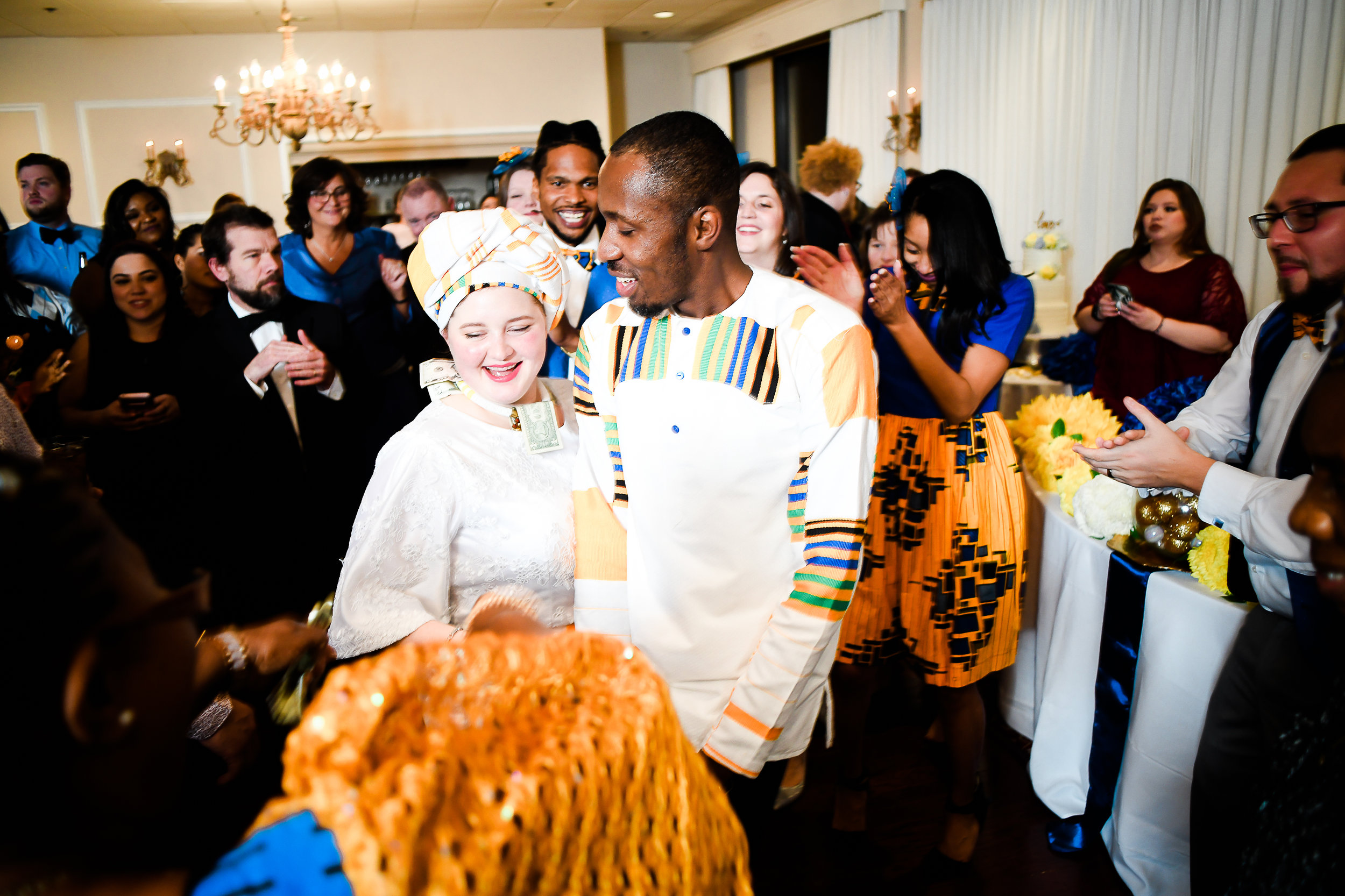 Montclair Country Club wedding photography