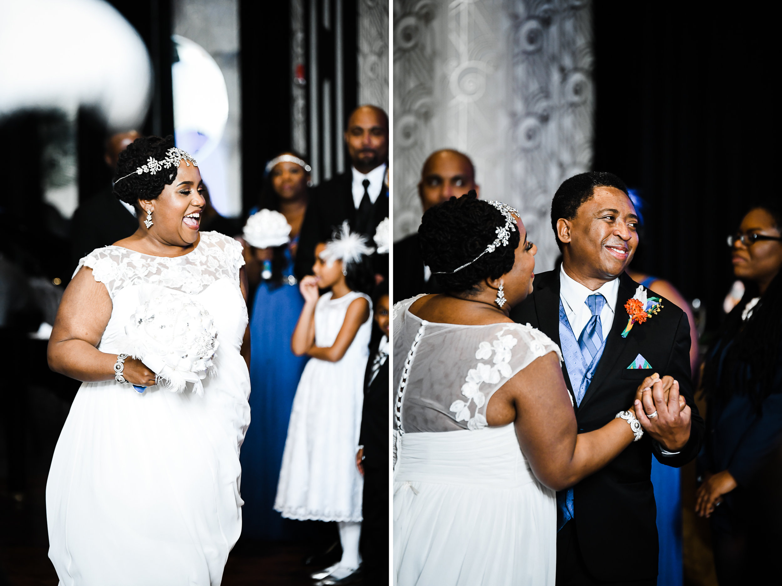Carlyle Club VA wedding photography