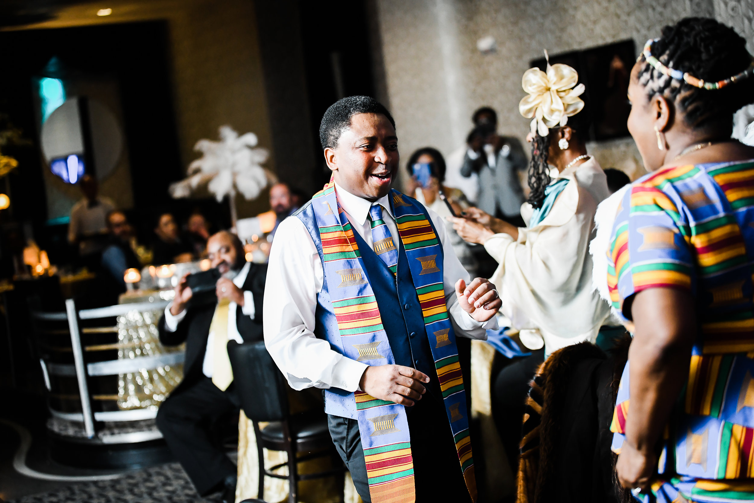 Carlyle Club VA wedding photographer