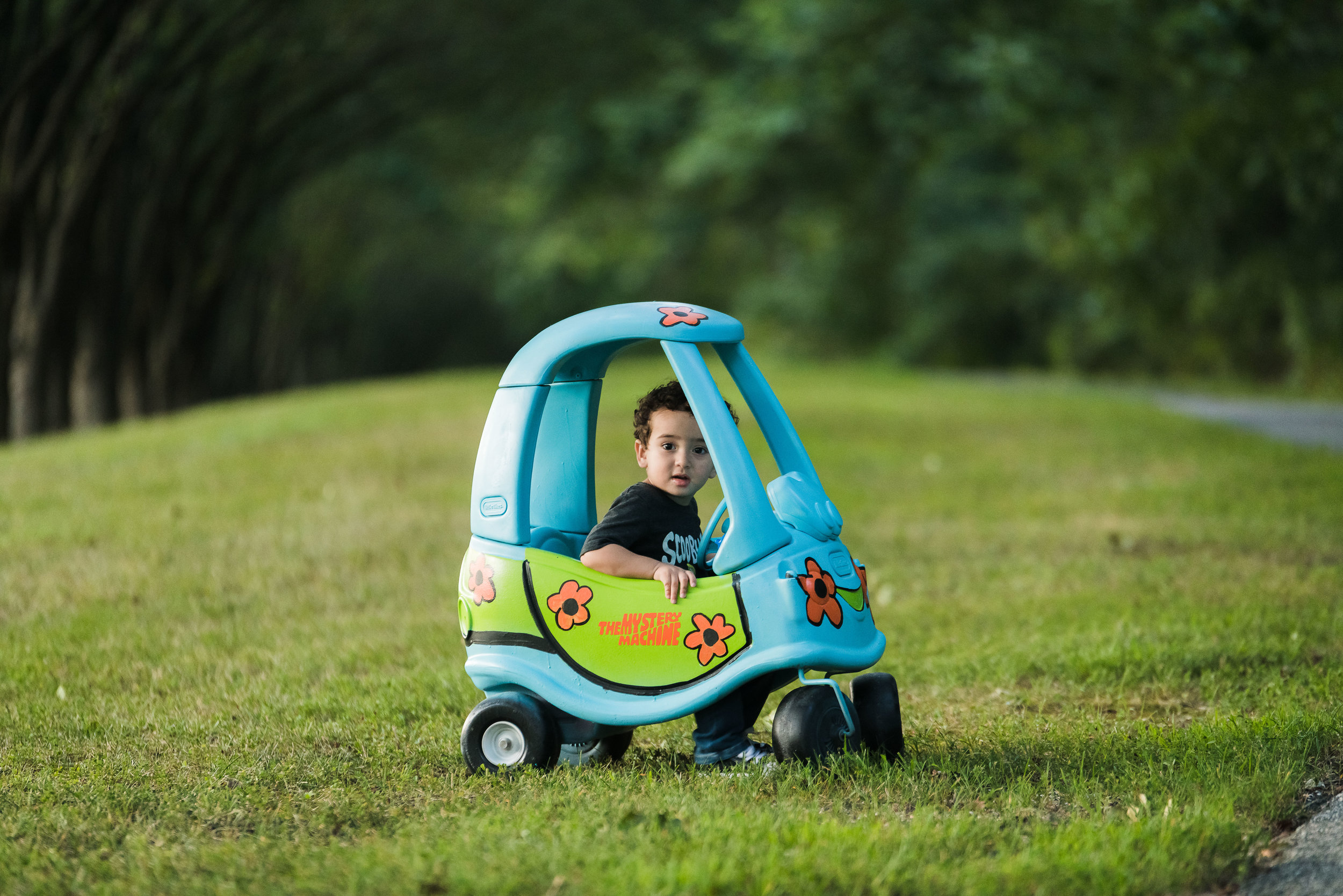 Cozy Coupe Remake - Mystery Machine
