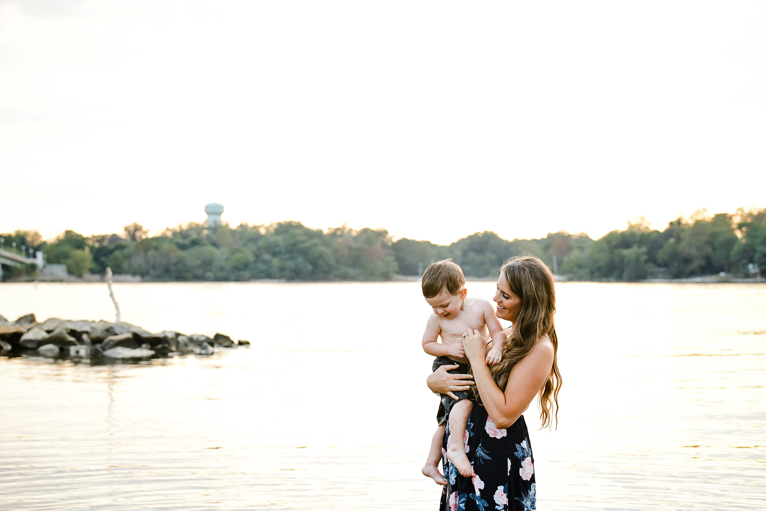 Annapolis Family Session in Maryland