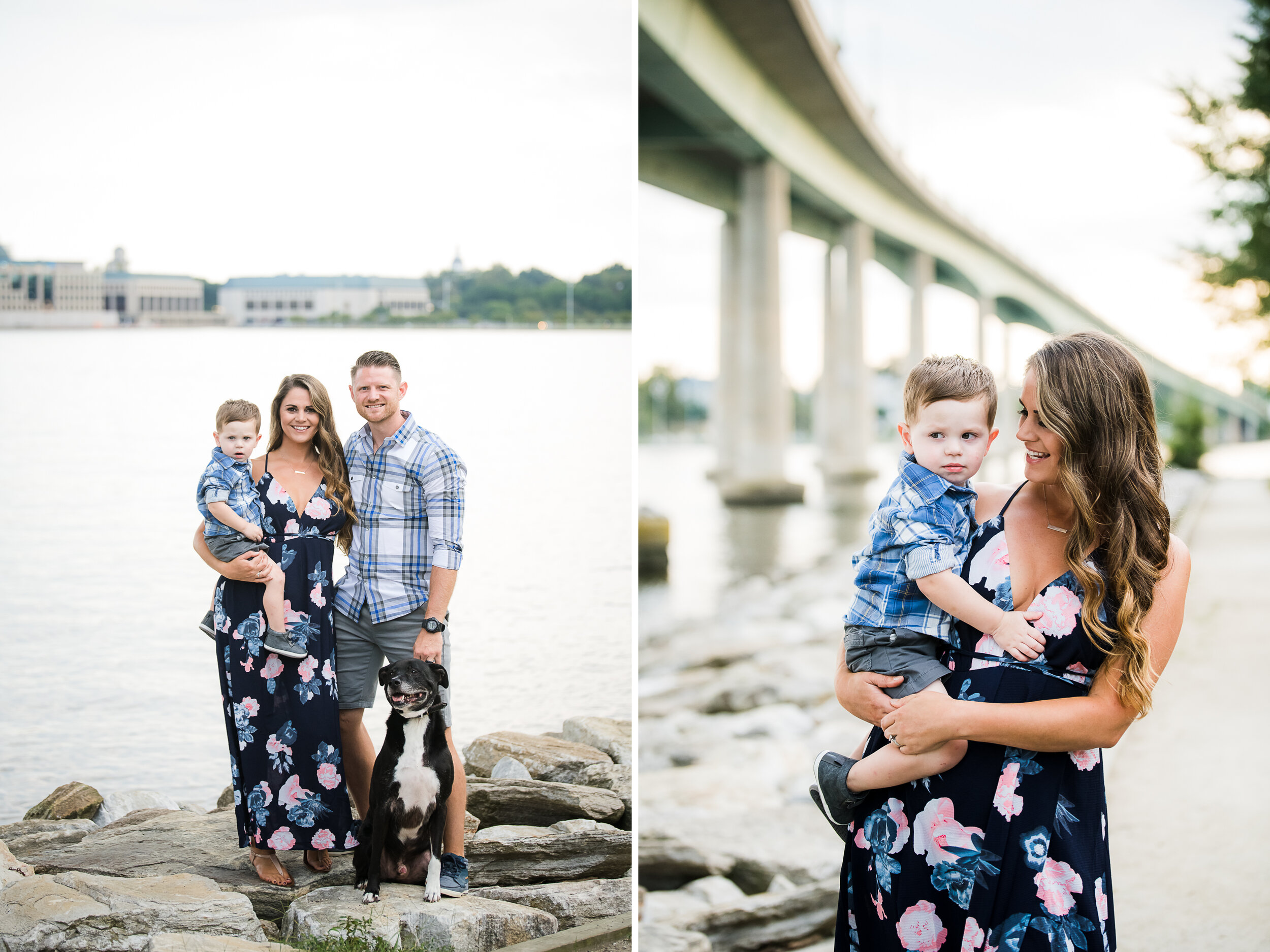 Annapolis family photographer in MD