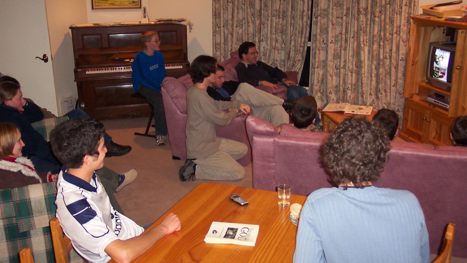 Introducing God in Bathurst, NSW, Aus