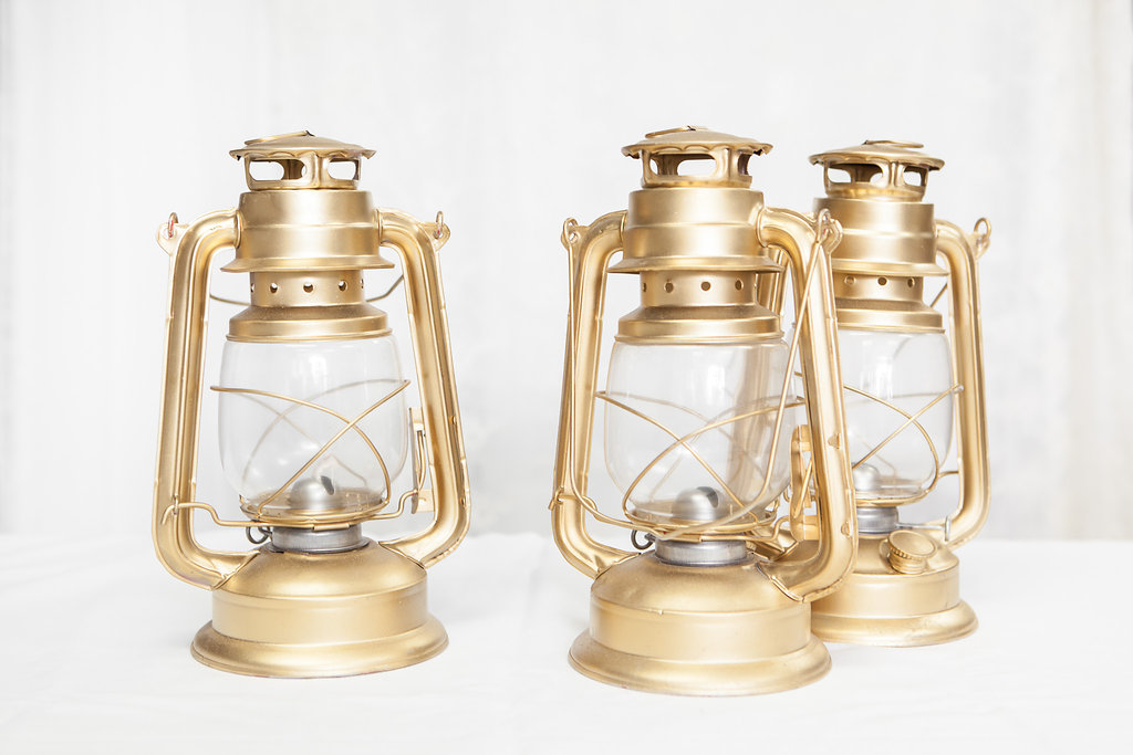 Gilded Lanterns