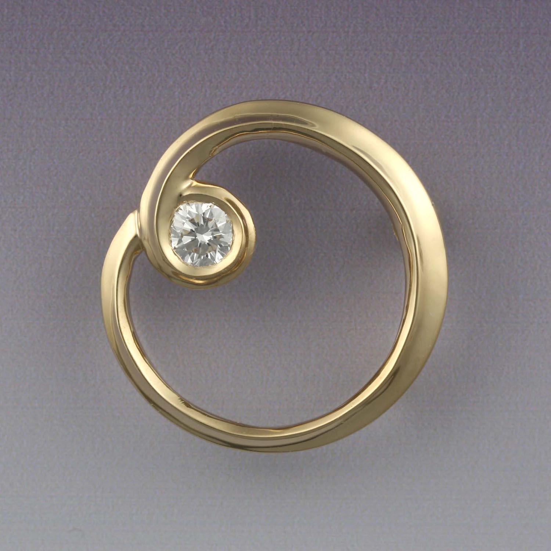 Circle Pin