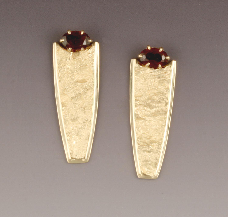 Earrings by Paul Gross
