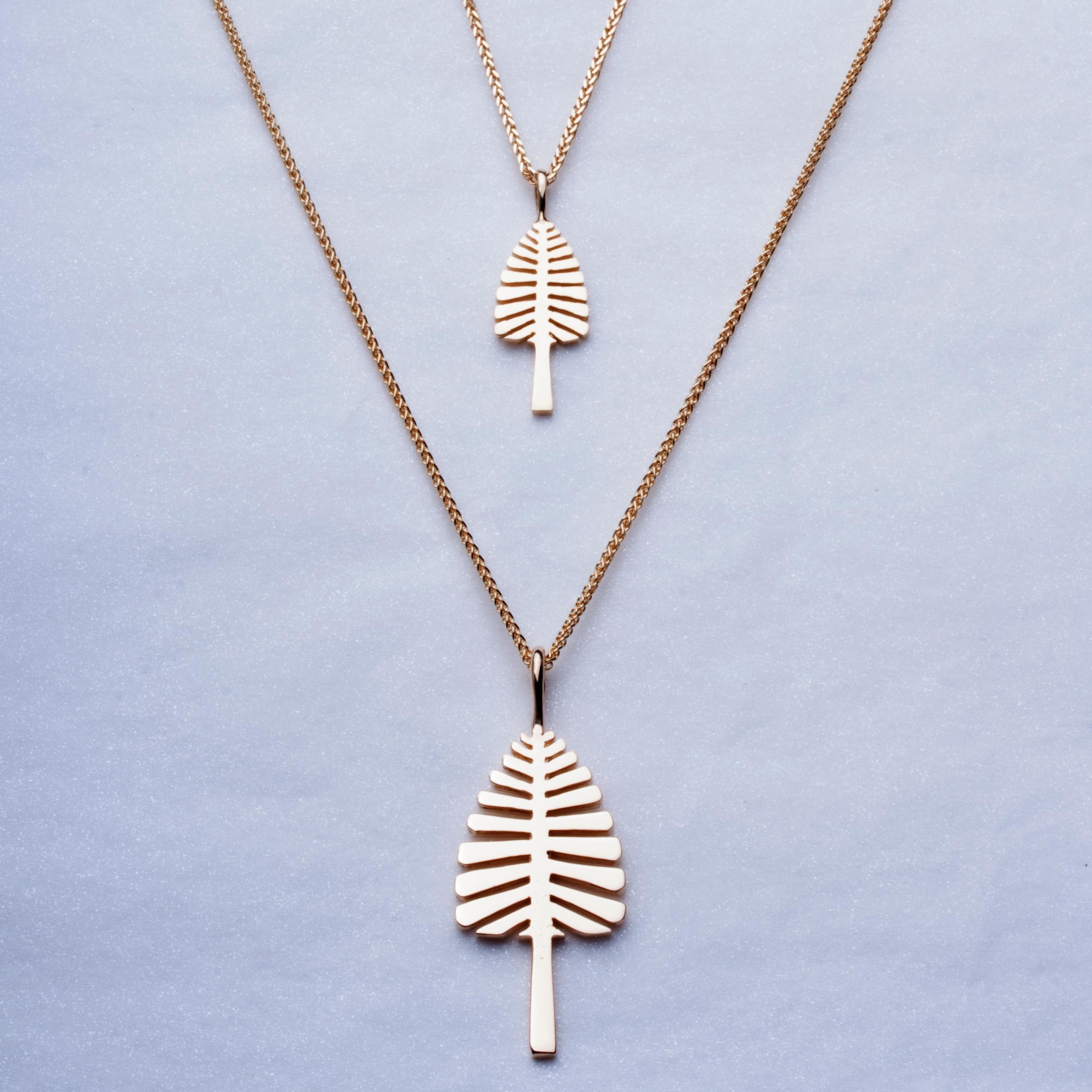 Lone Pine Pendants