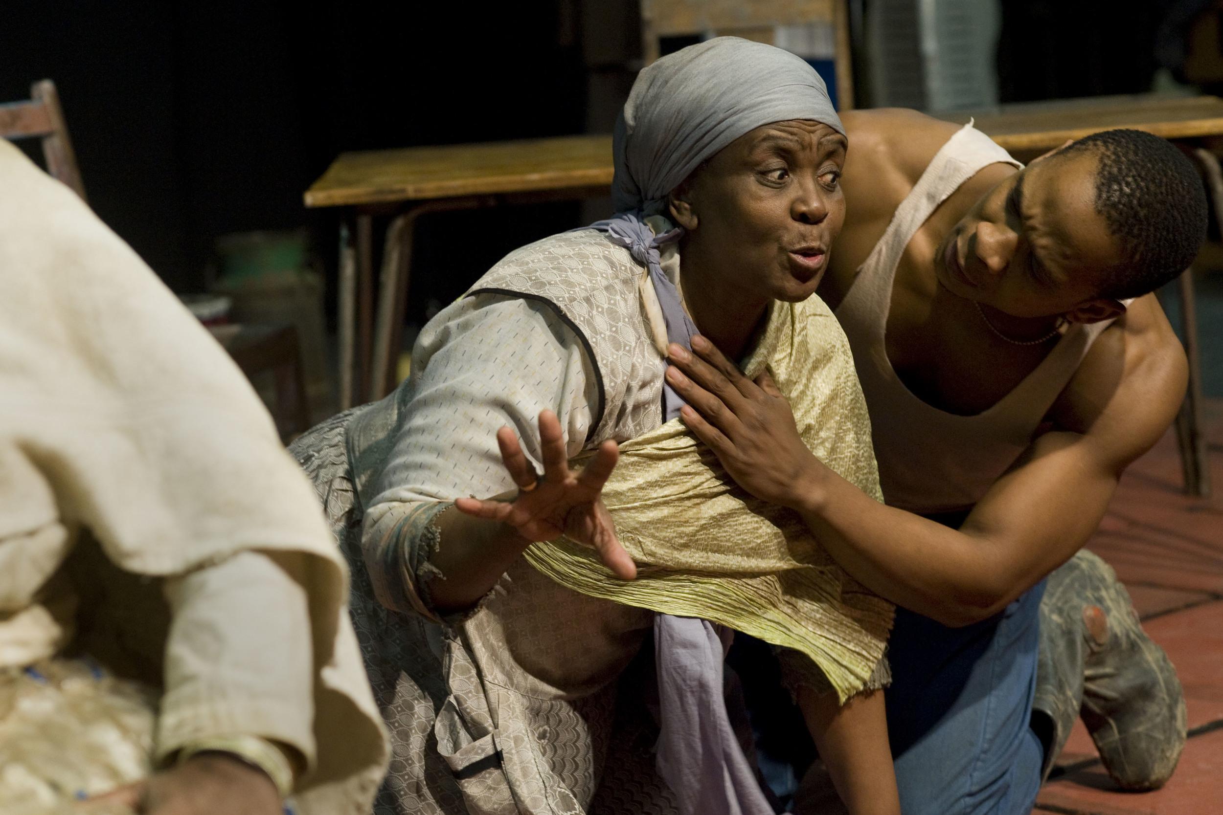 Thoko Ntshinga Bongile Mantsai in Mies Julie pic by Rodger Bosch.jpg
