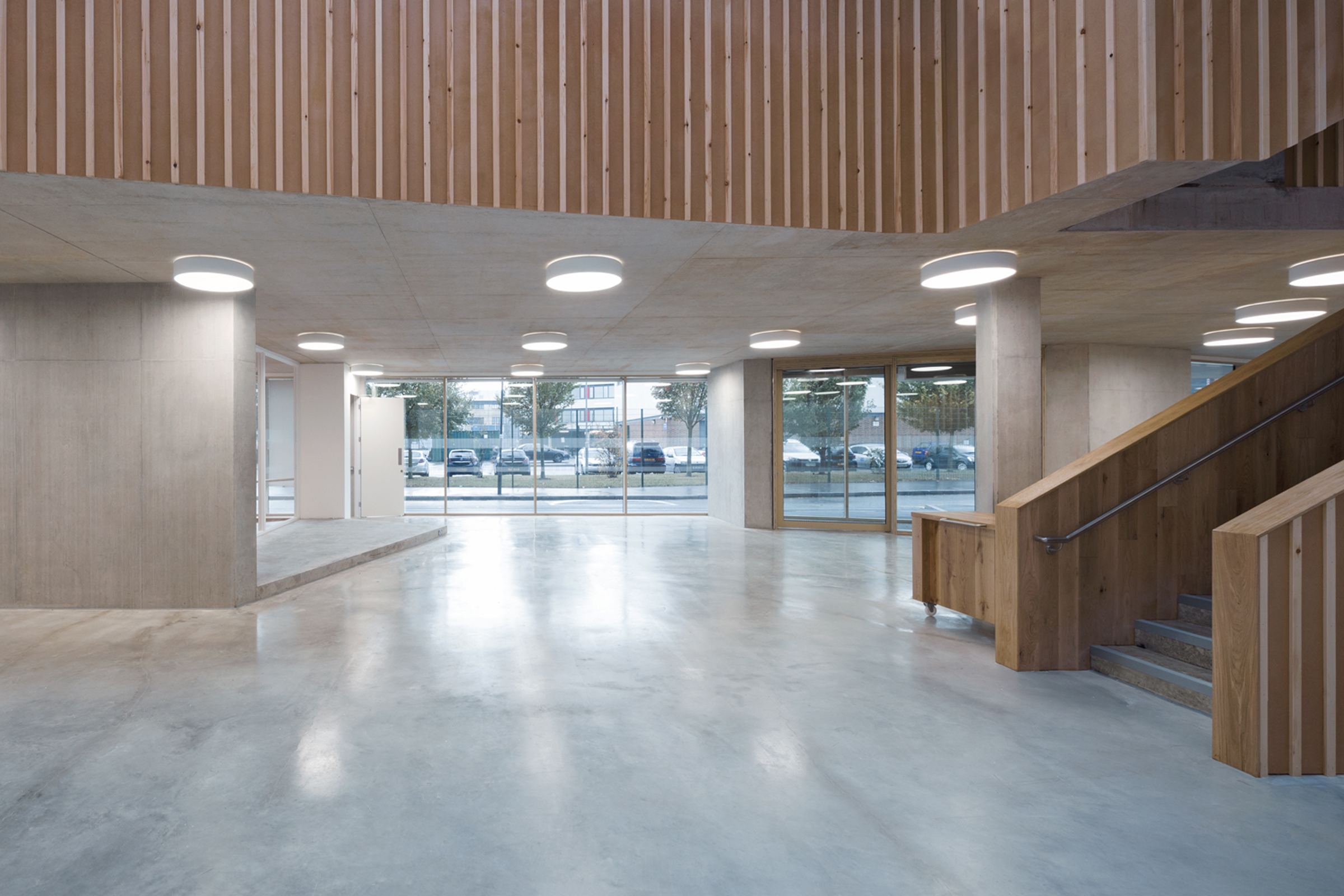 Flexible workspace for organisations working in social justice and human rights , as well as an events space and a community learning resource  Vauxhall, London   Ethical Property Company August 2014 £5M