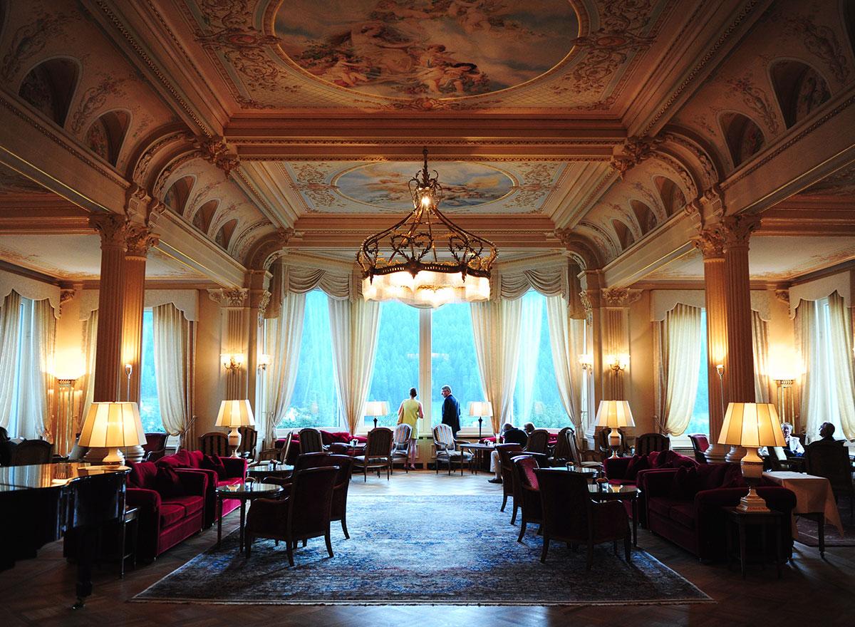 Kronenhof-hotel
