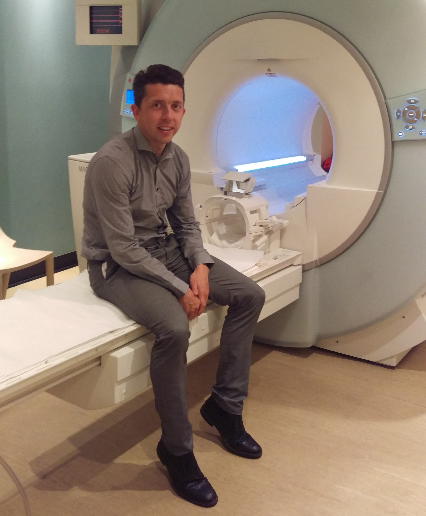 MRI RESULTS CAME BACK IN SEPTEMBER 2015 - NO NEW LESIONS...#GET-IN....!!!