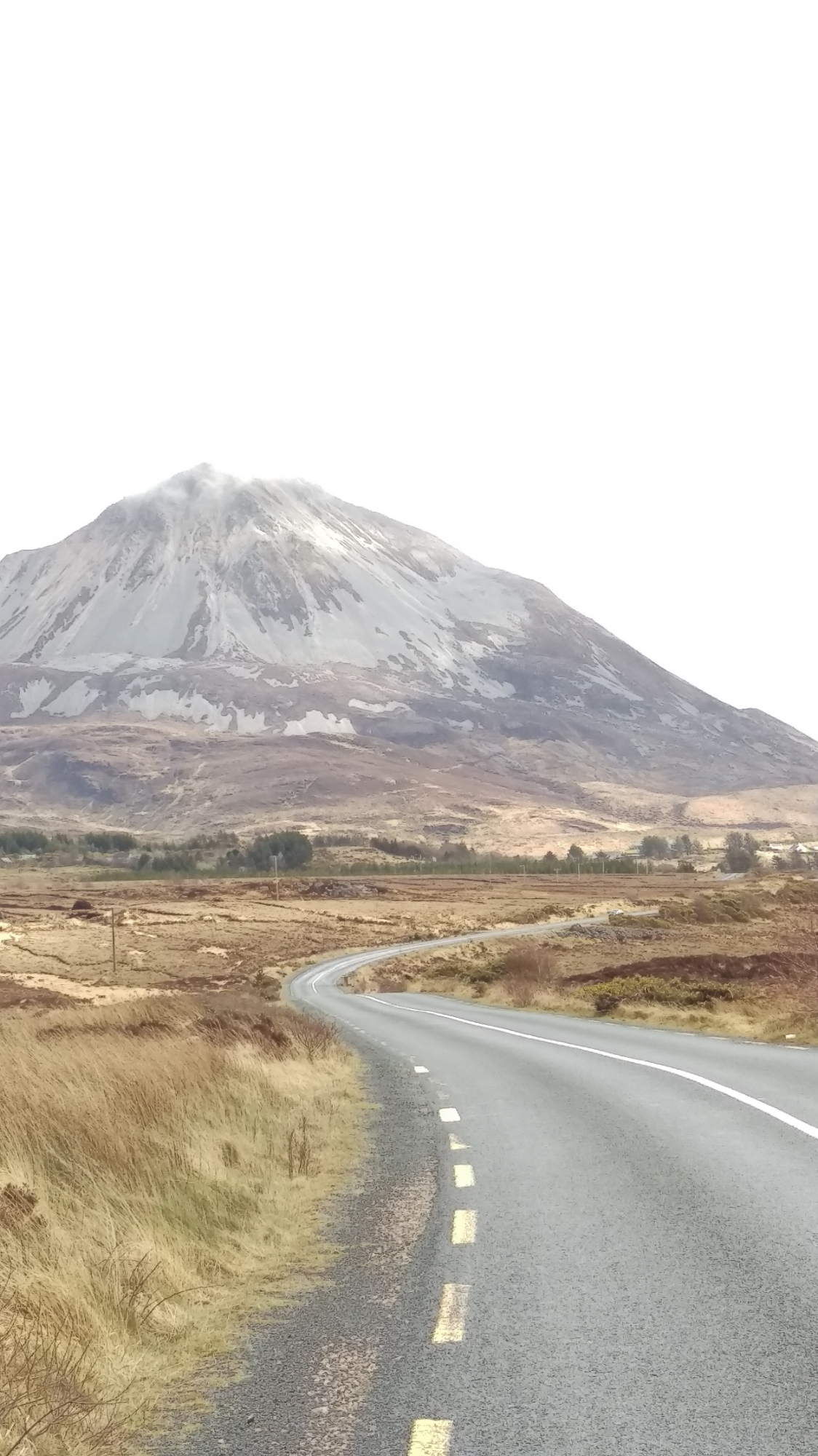 MOUNT ERRIGAL - EASTER SUNDAY 2016