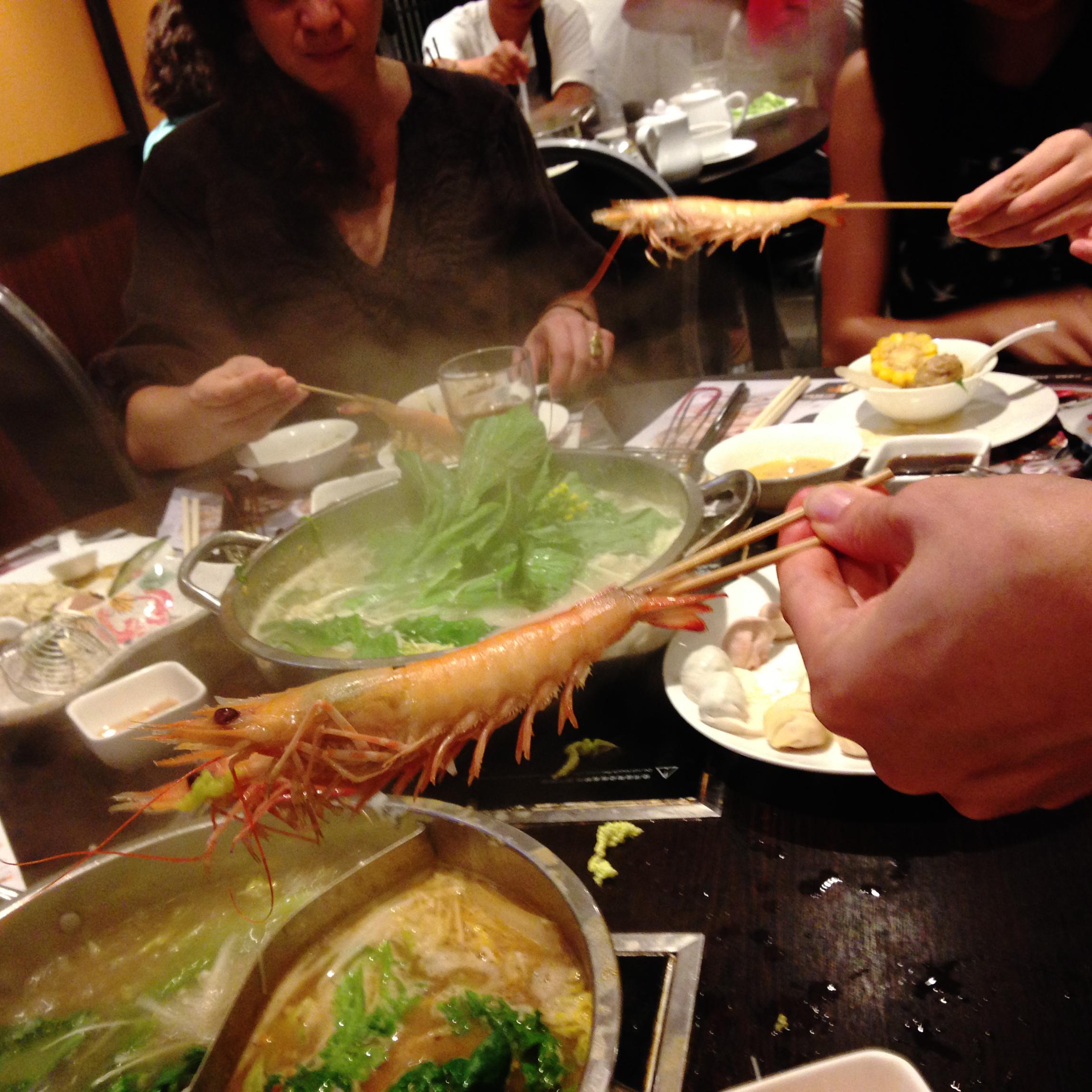 HK HOT POT DINNER