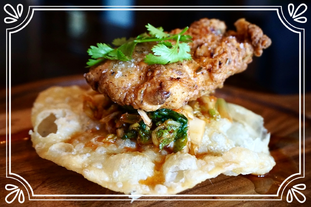 Crispy Chicken Taco