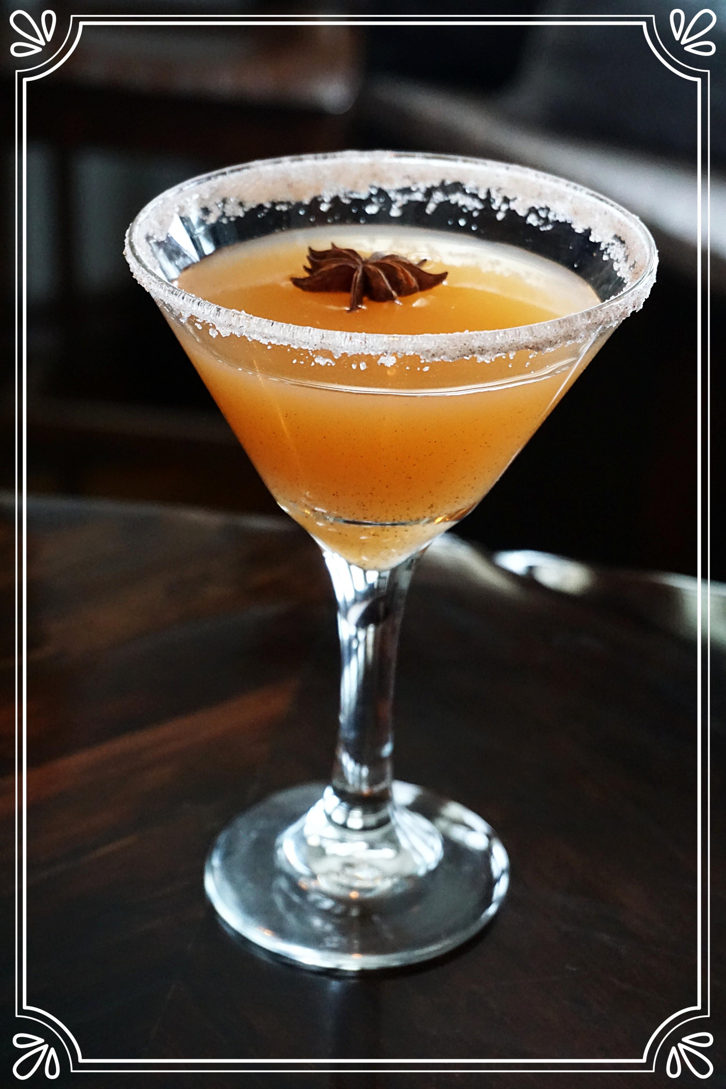 Passion Star Martini
