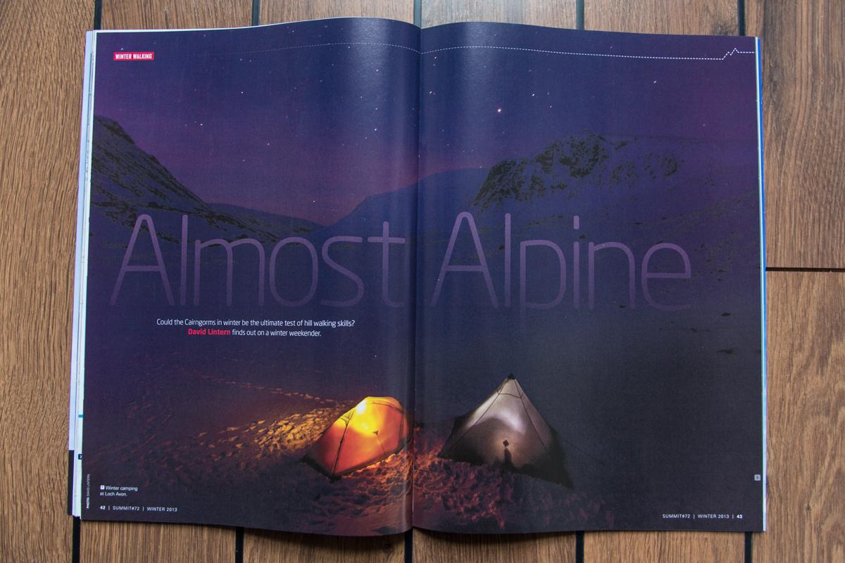 BMC Summit magazine: feature