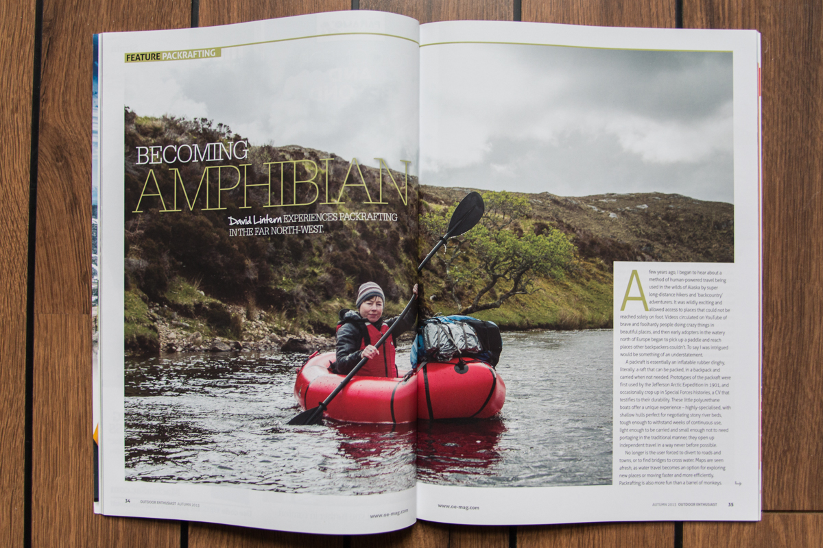 Outdoor Enthusiast: feature