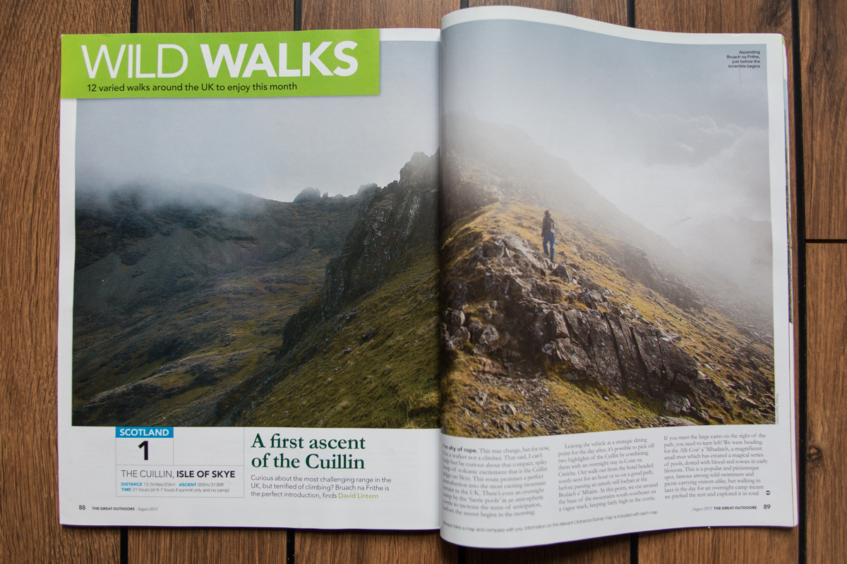 The Great Outdoors: 'wild walks'