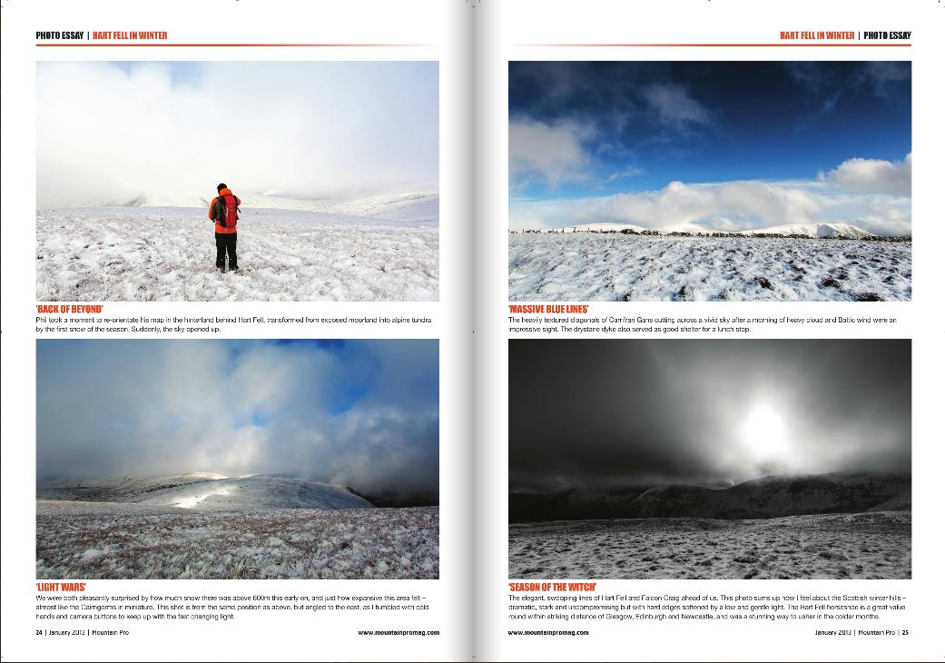 Mountain Pro: photo essay