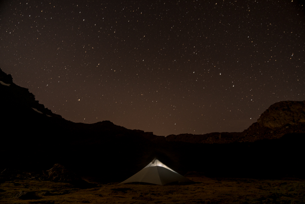 Another evening, another cirque, another sloppy exposure…. and finally calm and clear after another all day soaking.
