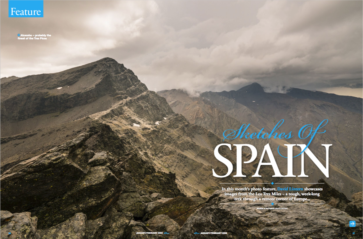 Photo feature, Trek & Mountain Magazine