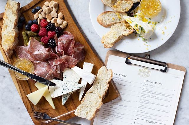 Meat up at our place tonight for a cheese and charcuterie special that can't be beat.