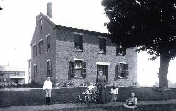 "The Northampton Alms ""Poor"" House on the site of Abundance Farm"