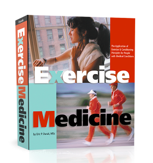 Exercise Medicine  Certification Program manual is bundled with  Working Well Certification —  to promote the benefits of EXERCISE for prevention and chronic care of work injuries.